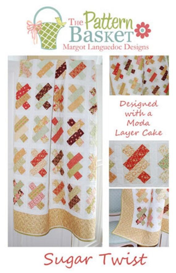 Pattern Layer Cake Friendly Sugar Twist The Pattern