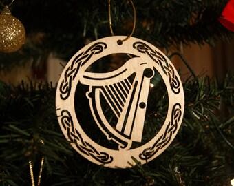 Celtic Christmas Irish Harp