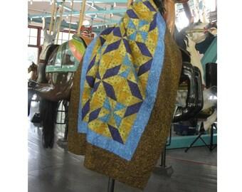 Dizzy Quilt Pattern