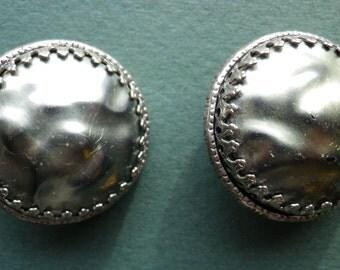 Dome Shaped Earrings