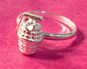 little grenade ring