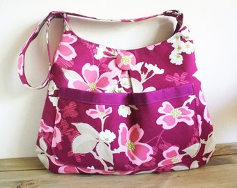 Hobo Bag Pattern Sewing PN401 Heather Hobo Shoulder Bag pdf download