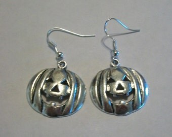 Cute Halloween Pumpkin Earrings