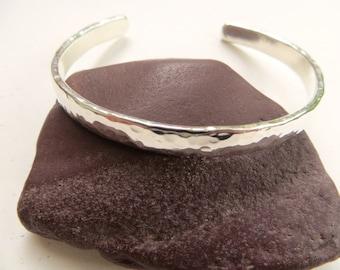 Sterling Silver Cuff Bracelet silver cuff bracelet heavy Sterling cuff handmade bracelet Sterling cuff women's bracelet  silver bracelet