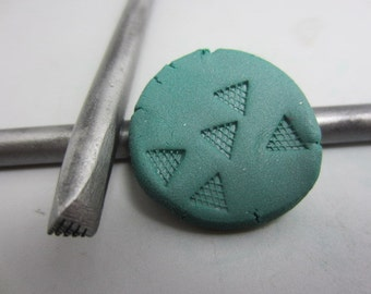 handmade Metal design stamping tools, jewelry tools,design stamps,