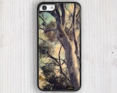 Vintage Trees iPhone 5C Case, Wood Print iPhone 5 Case, Vintage Wood iPhone 5S cover, Bohemian iPhone 4 Case, Floral Hippie iPhone 4s Case