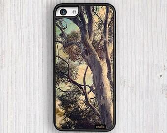Vintage Trees iPhone 5C Case, Wood Print iPhone 5 Case, Vintage Wood iPhone 6s case, Bohemian iPhone 7 case