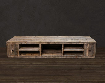 Reclaimed Wood  Media Console / TV Stand