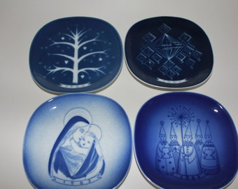 Highly Collectible Christmas Plate by Arabia Finland (your selection)