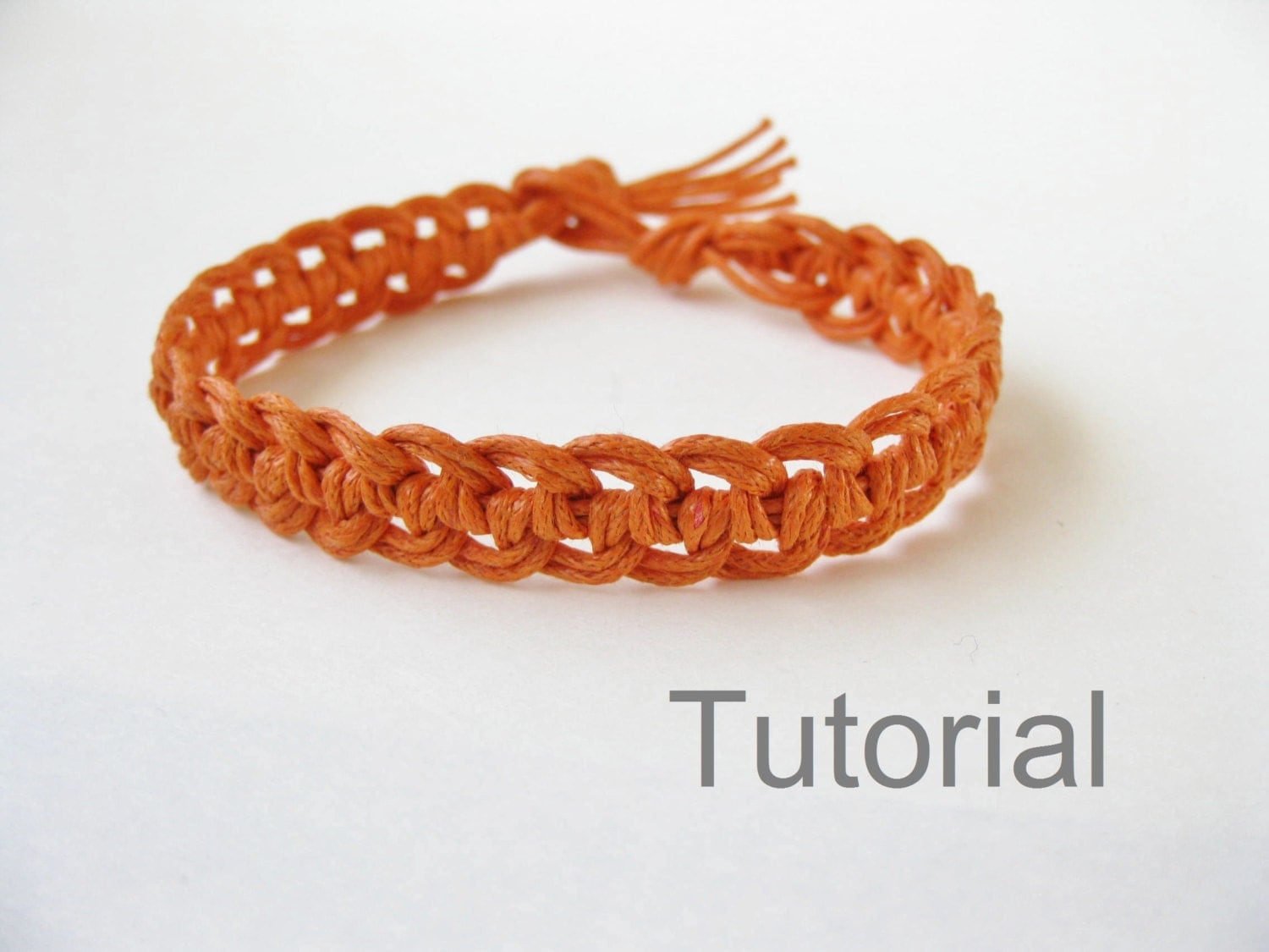 macrame bracelets tutorials macrame bracelet photo tutorial pattern pdf orange 6737
