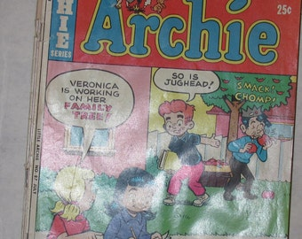 vintage comic  book little archie 87