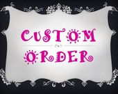 Custom Order for ALICE