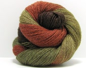 Lux Yarn by Buffalo Gold in Red River