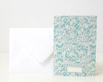 """1 """"Blossom"""" card - 1 carte """"Blossom"""""""