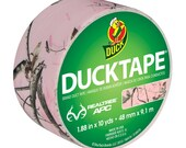 NEW! Realtree APC Pink Camo Roll of Duct Tape