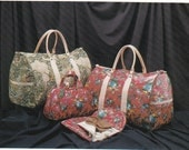 The Overnighter Bag New/Uncut Older Pattern by My Sunday Best