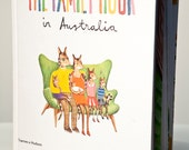 The Family Hour in Australia- signed copy- hardcover book