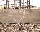 Ohio Outline Area Code
