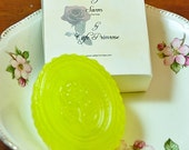 One Bar Of Sunlight Fragrance Soap With Jojoba, Goats Milk, Olive Oil, Honey, and Shea with Aloe