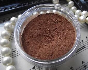 Hot Coco - Brown Matte Eyeshadow Organic Vegan