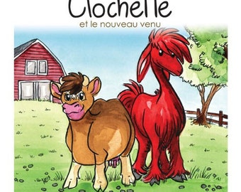 Volume 5: Clochette et le nouveau venu, children book, children edition and collection, story book