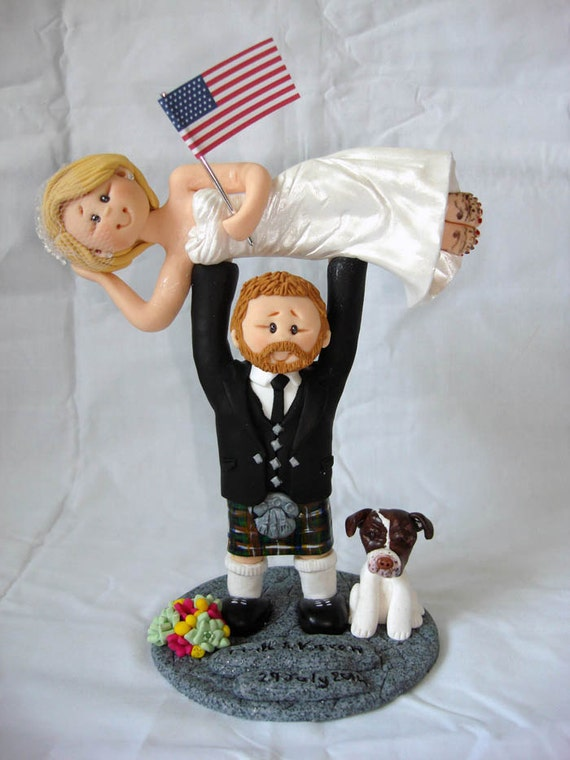 how to preserve wedding cake forever groom lifting weightlifting wedding cake topper 16115