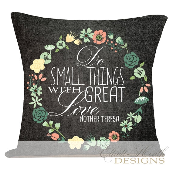Pillow Cover French Style Chalkboard Wreath Love Burlap Cotton Throw Pillow MO-21