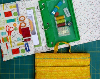 Organizer for Sewing & Crafts PDF Sewing Pattern (SMS106)