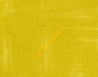 Painters Canvas Mustard - Laura Gunn from Michael Miller CJ4816-MUST-D (sold by the 1/2 yard)
