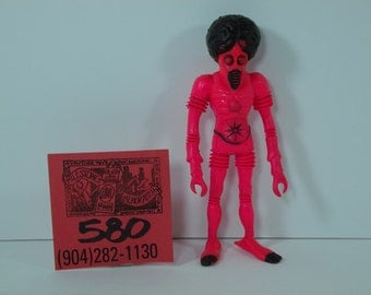 1968 Colorforms Alien Orbitron figure