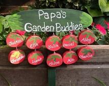 Popular items for grandpas garden on etsy for Grandpas garden