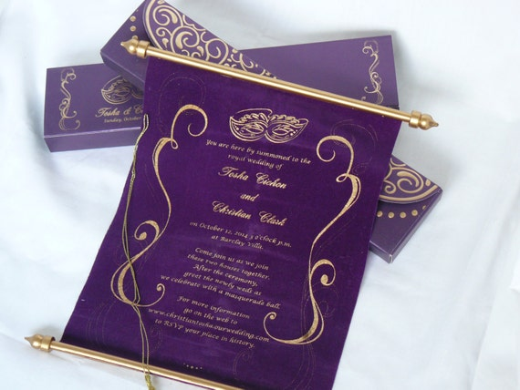 Masquerade Invitation Ideas with perfect invitation template
