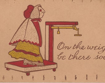 Funny Vintage Postcards