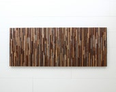 Reclaimed wood wall art, made of old barnwood, Different Sizes Available, large art, wall art