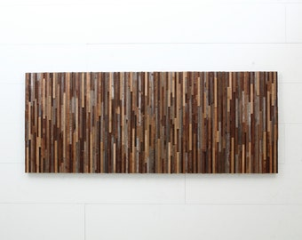 Reclaimed wood wall art, made of old barnwood, Different Sizes Available, large art, wood wall sculpture