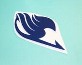 Fairy Tail Logo Temporary Tattoo - Erza Scarlet