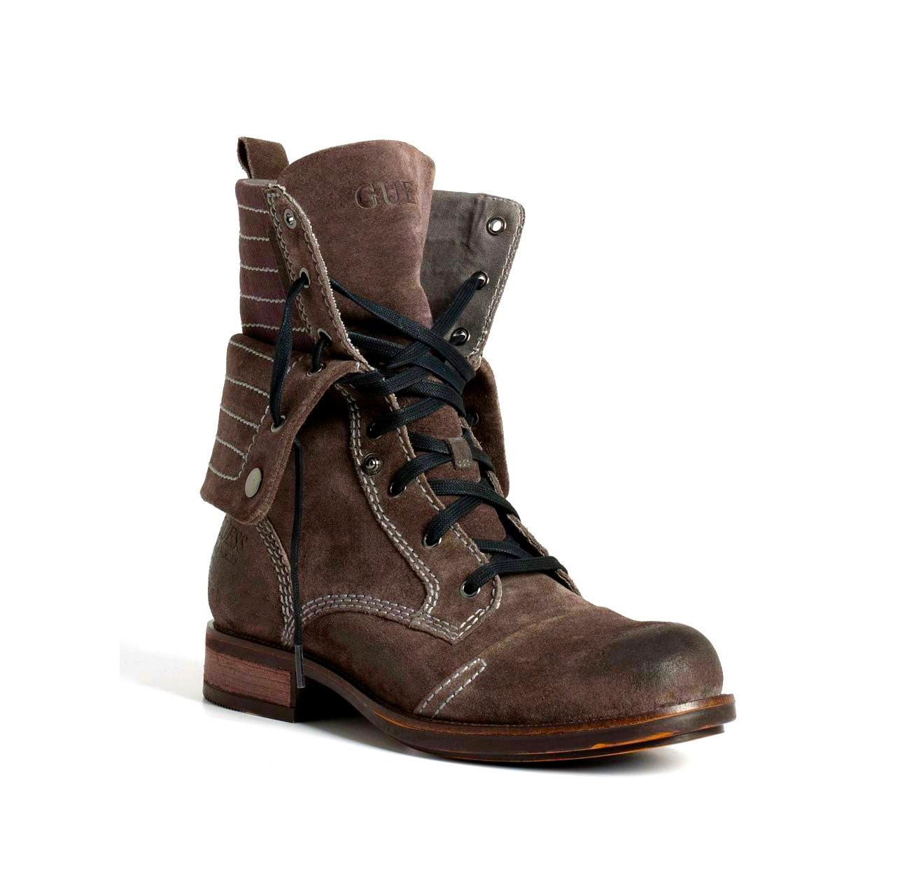 Guess Coltan Ankle Men's Boots Sz 13 Brown men ankle boots