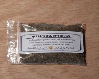 Quill's Bag of Tricks--Spell Powder