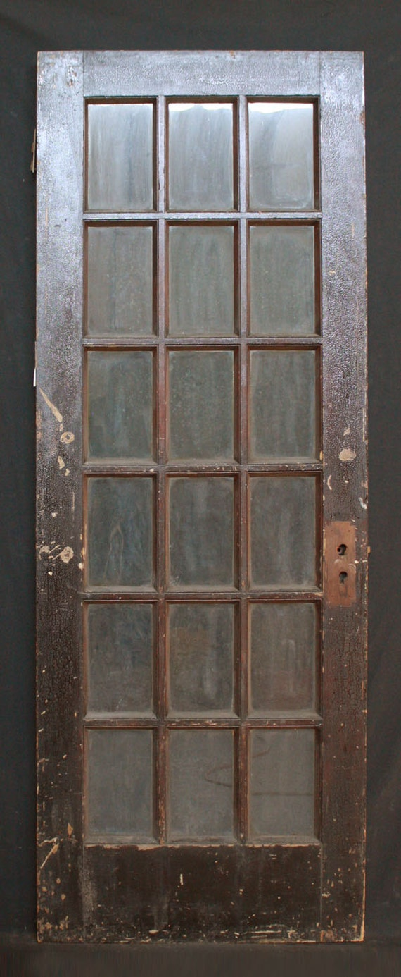 30 x 80 antique interior exterior entry french pine door for 18 x 80 closet door