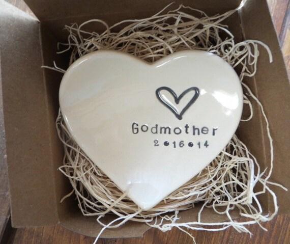 Godmother Wedding Gift