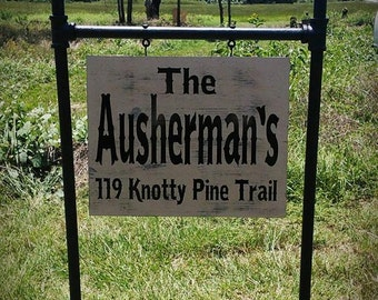 Personalized Yard Signs , Christmas Gift Ideas, Garden Signs, Lawn Sign,  Housewarming Gifts