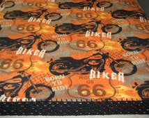Popular Items For Motorcycle Blanket On Etsy
