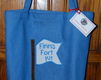 Personalized Fort Kit - *NEW* Free Personalization
