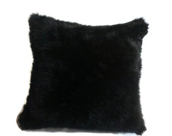 Popular items for fur throw pillow on Etsy