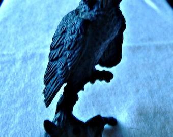 Avon Bronze Owl Statuette