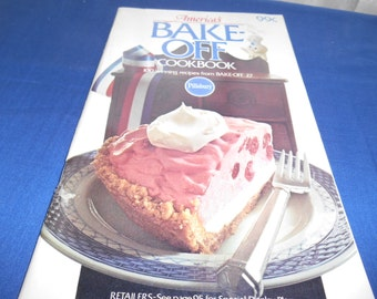 America's Bake Off Pillsbury, 100 recipes From Bake Off 27 Pillsbury Cookbook