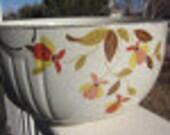 Autumn Leaf Bowl Set