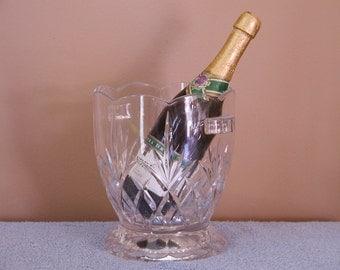Ice Bucket - Royal Limited Crystal
