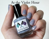 At the Violet Hour: Polish Revolution Nail Lacquer