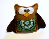 SALE! Miranda the Retro Owl
